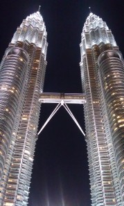 Kuala Lumpur: Home to the Petronas Towers and some of the best looking hookers in Asia